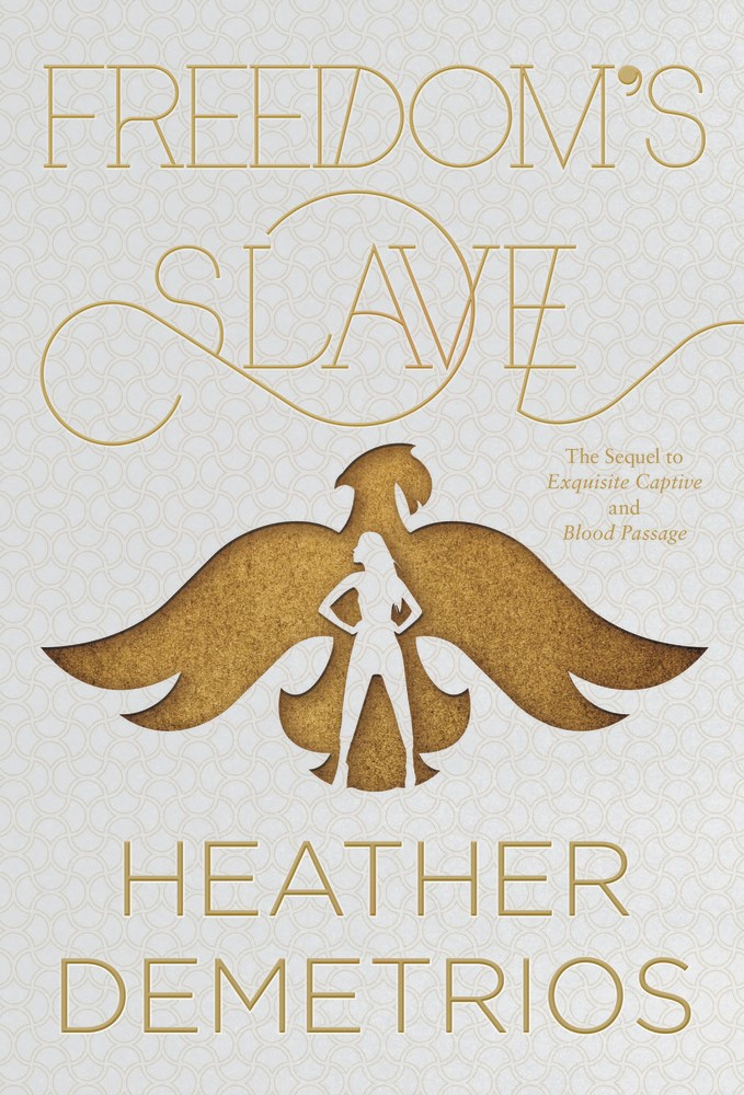 Freedom's Slave by Heather Demetrios - The Official Harper Winter 2017 Cover Reveal List via Epic Reads