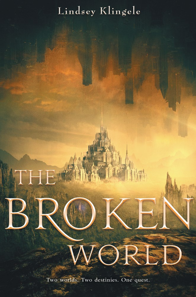 THE BROKEN WORLD by Lindsey Klingele - on sale August 29, 2017