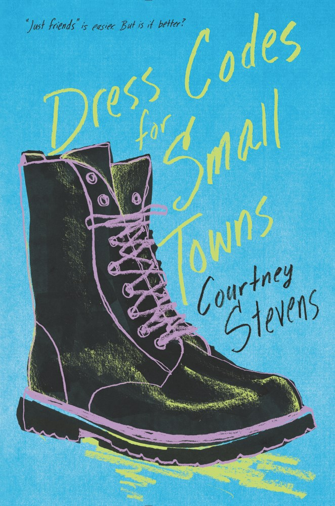 Dress Codes for Small Towns by Courtney Stevens - on sale August 29, 2017