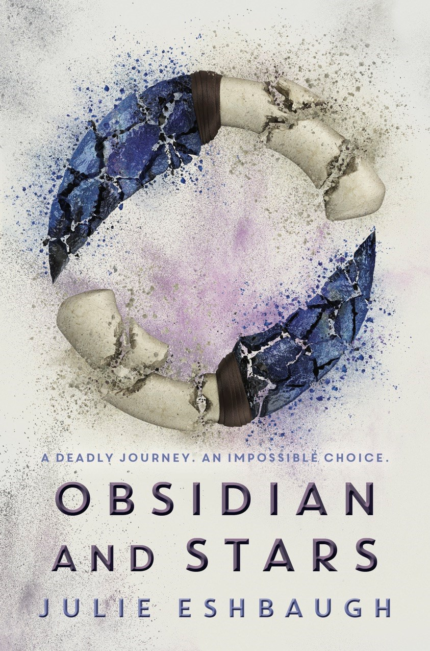 OBSIDIAN & STARS by Julie Eshbaugh - on sale June 13, 2017