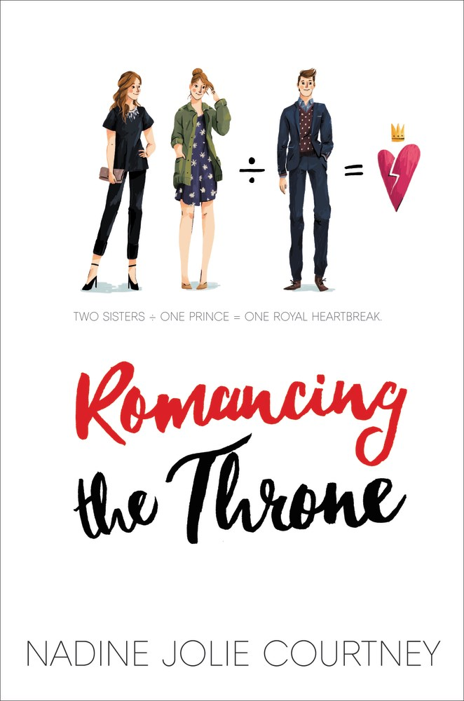 ROMANCING THE THRONE by Nadine Jolie Courtney - on sale May 30, 2017