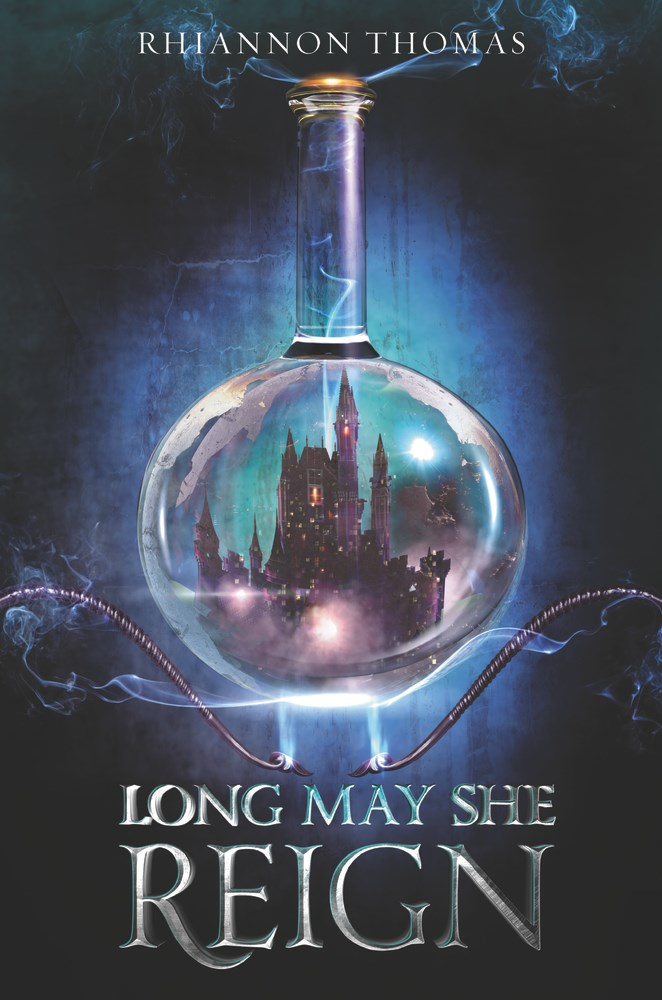 Long May She Reign by Rhiannon Thomas - The Official Harper Winter 2017 Cover Reveal List via Epic Reads