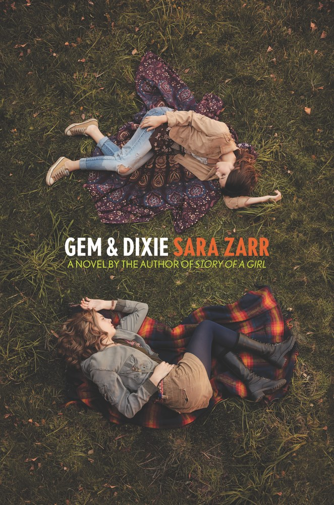 Gem & Dixie by Sara Zarr - The Official Harper Winter 2017 Cover Reveal List via Epic Reads
