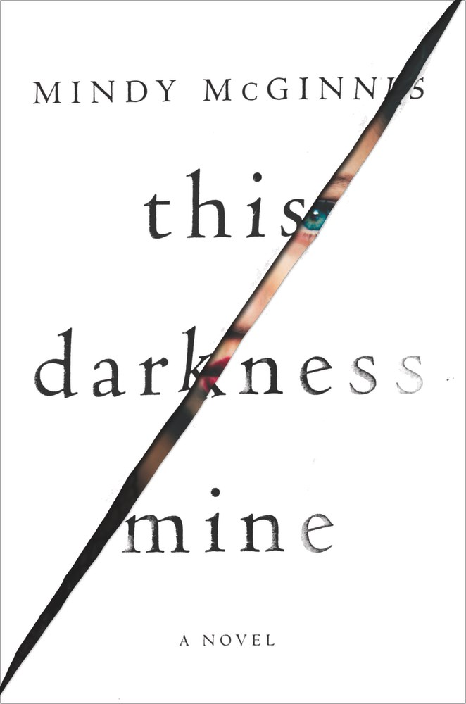 THIS DARKNESS MINE by Mindy McGinnis