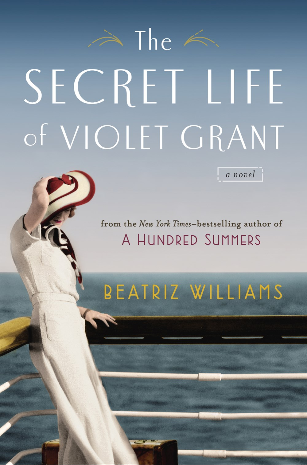 Review: The Secret Life of Violet Grant by Beatriz Williams