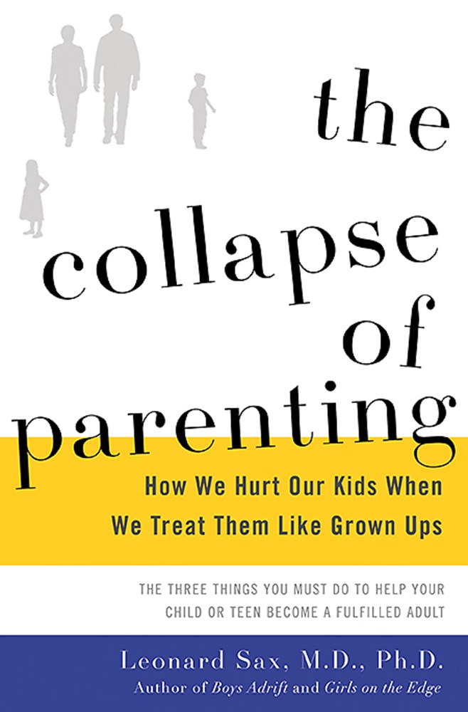 How We Hurt Our Kids When We Treat Them Like Grown-Ups