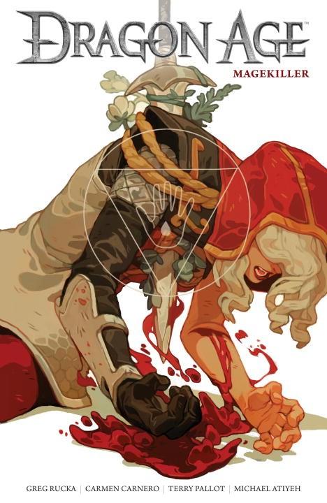 Dragon Age: MagekillerGreg Rucka, Carmen Carnero