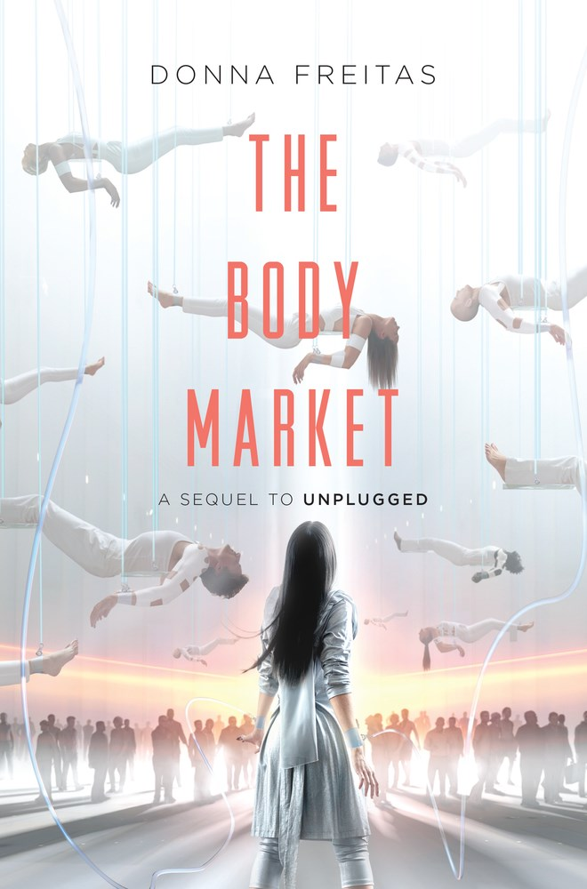 The Body Market by Donna Freitas - The Official Harper Winter 2017 Cover Reveal List via Epic Reads