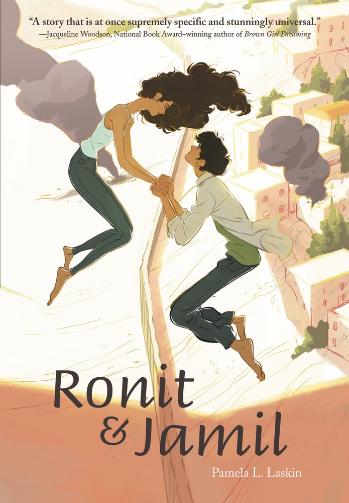 Ronit & Jamil by Pamela L. Laskin - The Official Harper Winter 2017 Cover Reveal List via Epic Reads